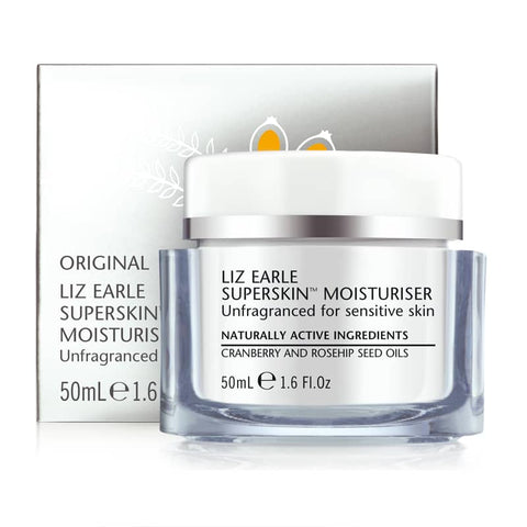 Liz Earle Superskin Moisturiser 50ml - Beautyshop.ie