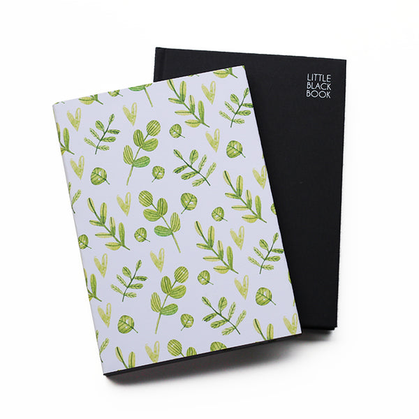 Happy Leaves Undated Planner