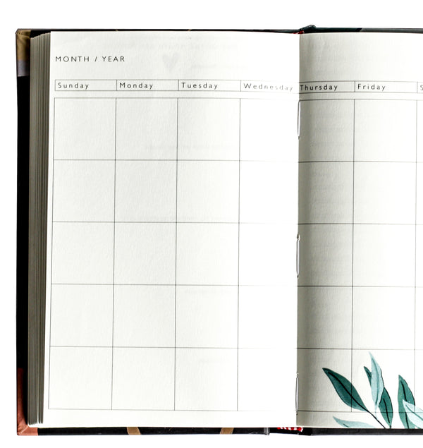 Undated Planner | My Big Plans