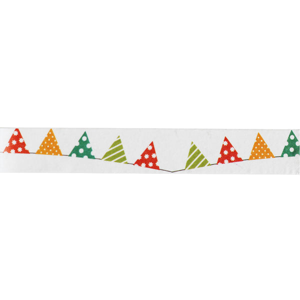 Party Streamers Washi Tape