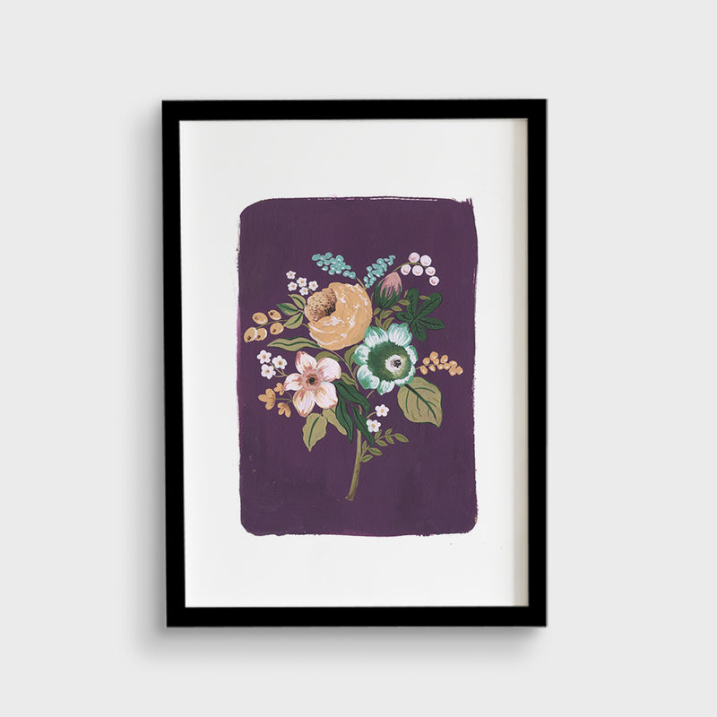Wall Art | Midnight Garden