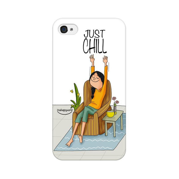 Just Chill Phone Case
