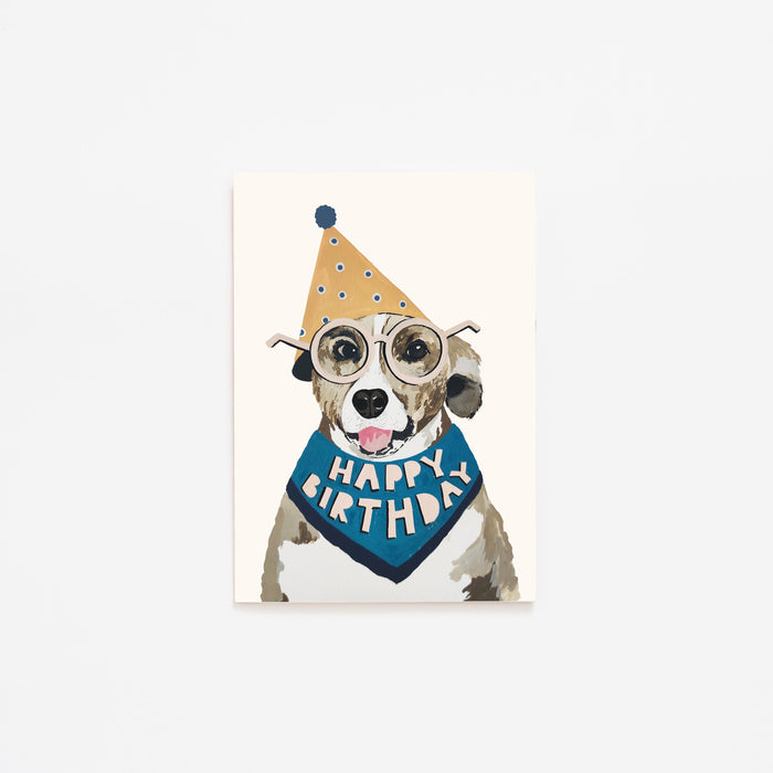 Greeting Card | Happy Birthday Pup