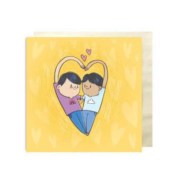 Boy Love Premium Card