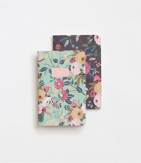 Pocket Notebooks | Floral Bunch