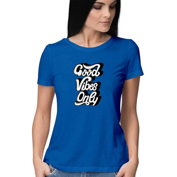 Good Vibes T-Shirt - Women Fit