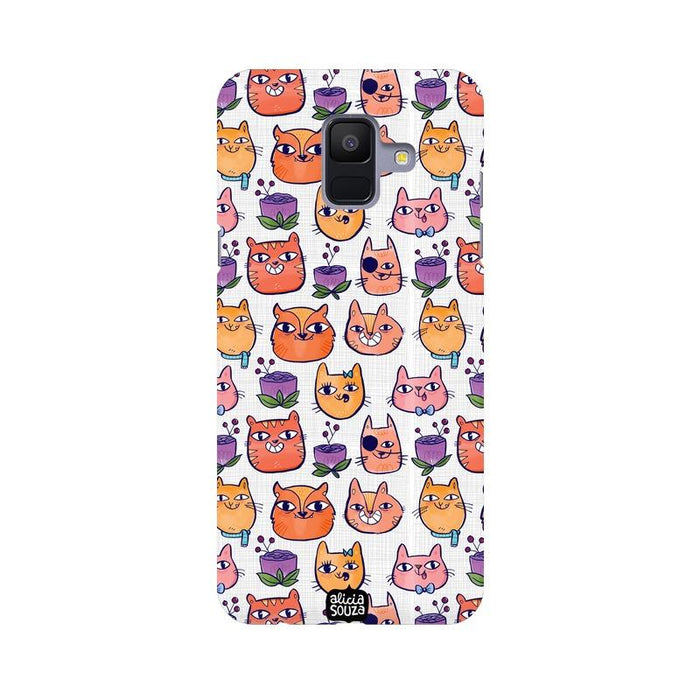 Happy Cats Phone Cover