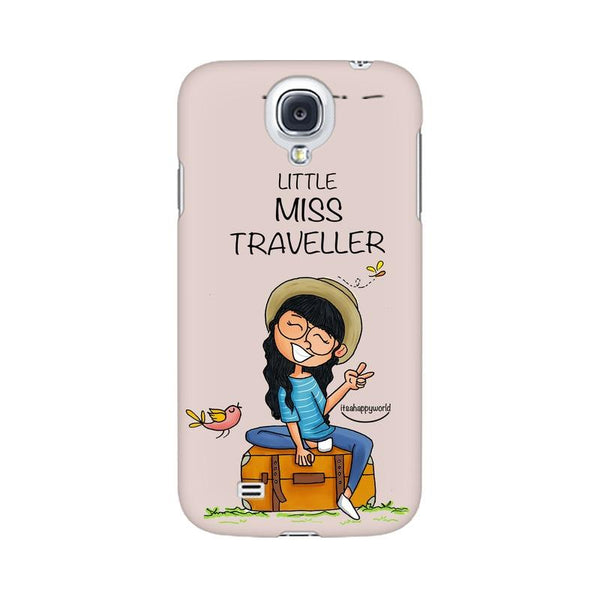 Miss Traveller Phone Case