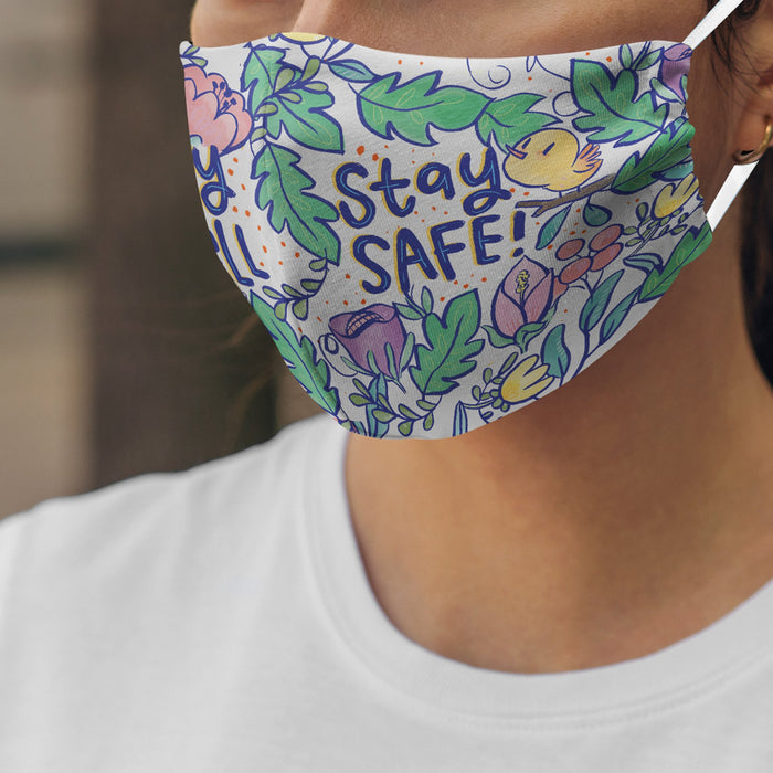 Stay Well Face Mask