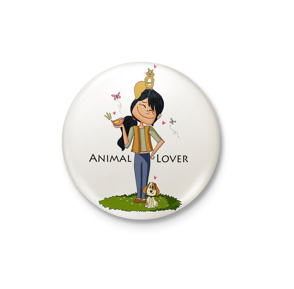 Animal Lover Badge