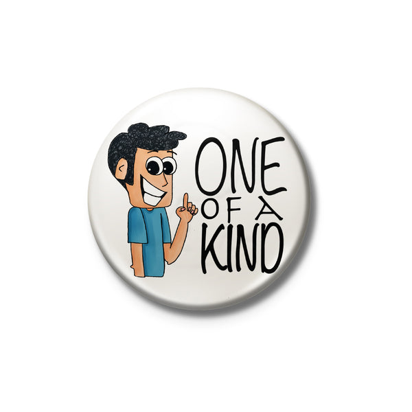 One Of A Kind Badge