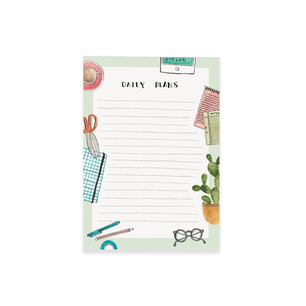Notepad Small | Daily plans