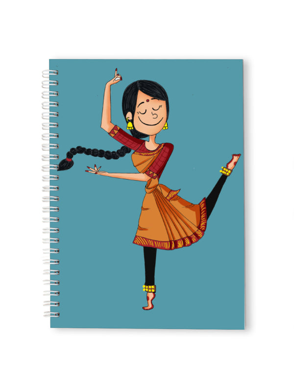 Dancer Notebook