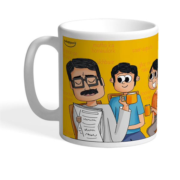 Best Dad Mug - Father's Day