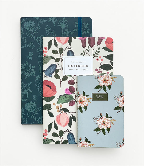Notebooks | Flourish Set