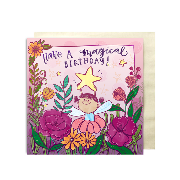 Birthday Premium Card