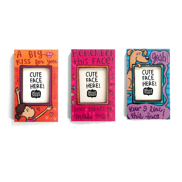 Miss Me Magnetic Frames - PACK OF 3