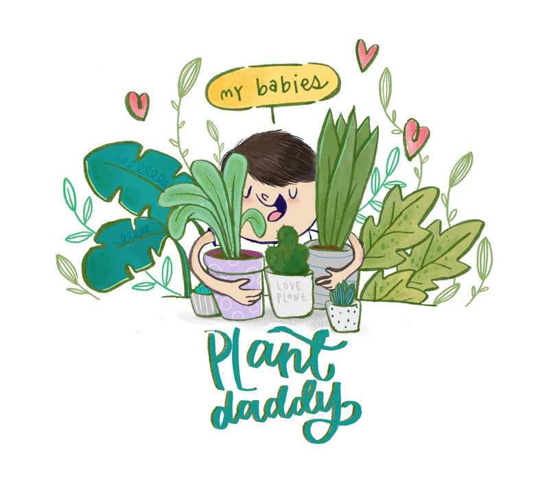 Plant Daddy T-shirt