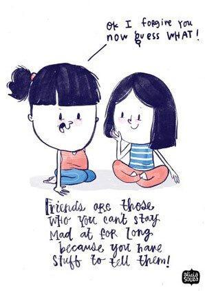 Prints - Friends Wall Art
