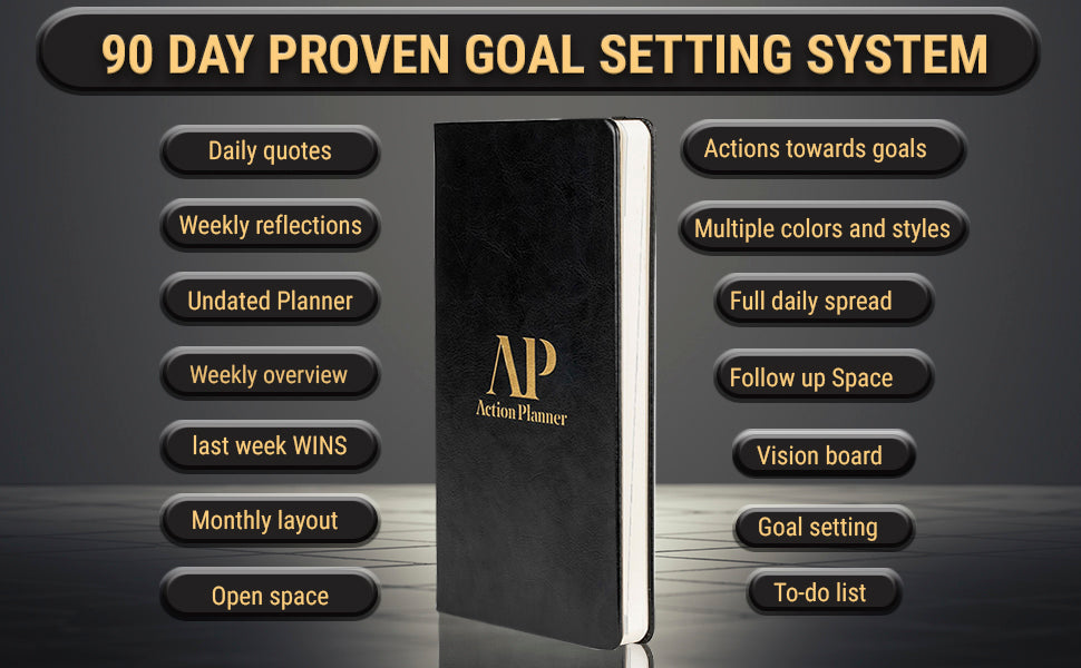 90X® Action Planner 2.0 Kit
