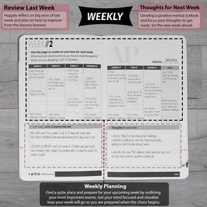 90X Action Planner Collection