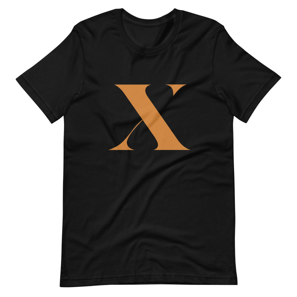 X Short Sleeve Unisex T-Shirt