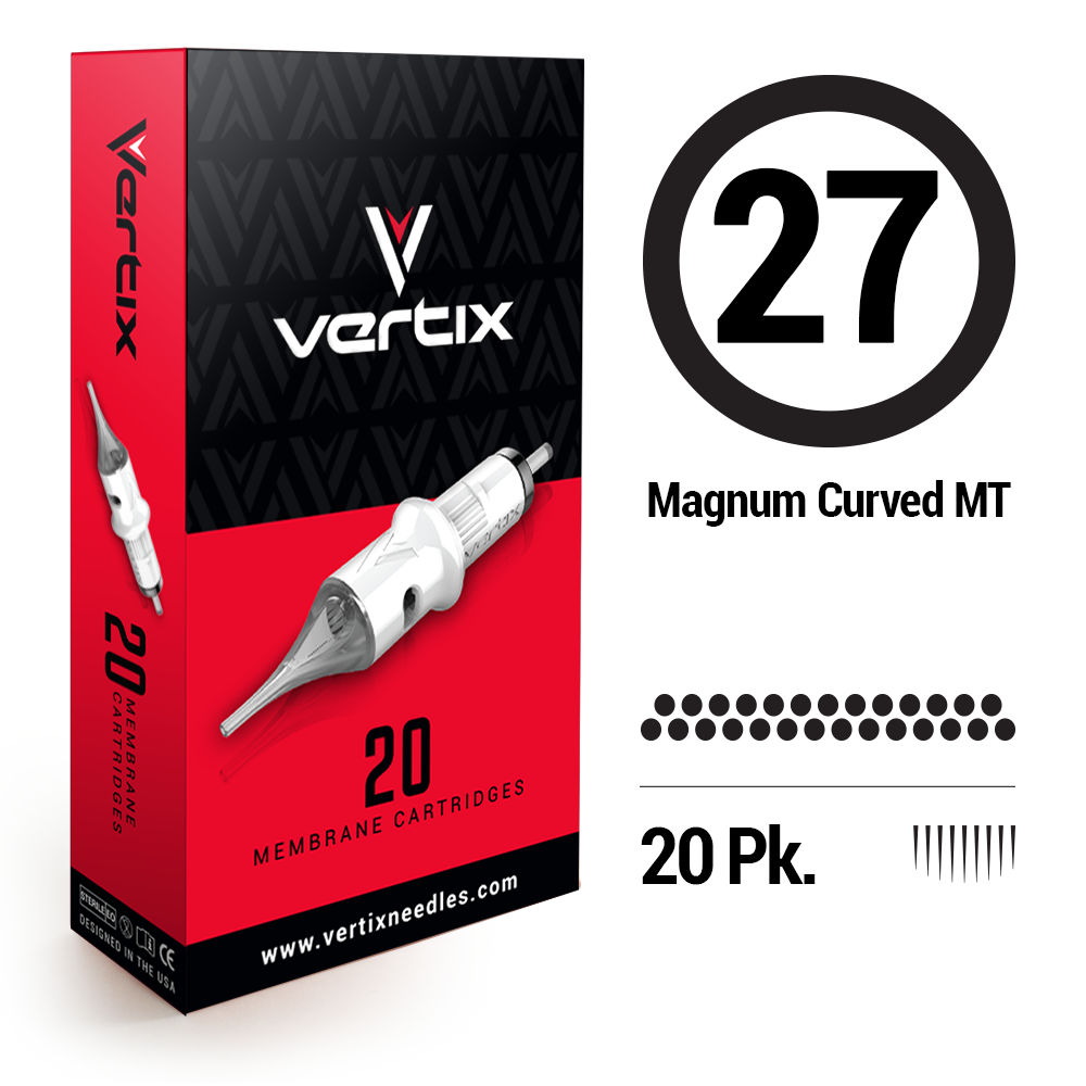 Vertix 27 Magnum Curved Medium Taper