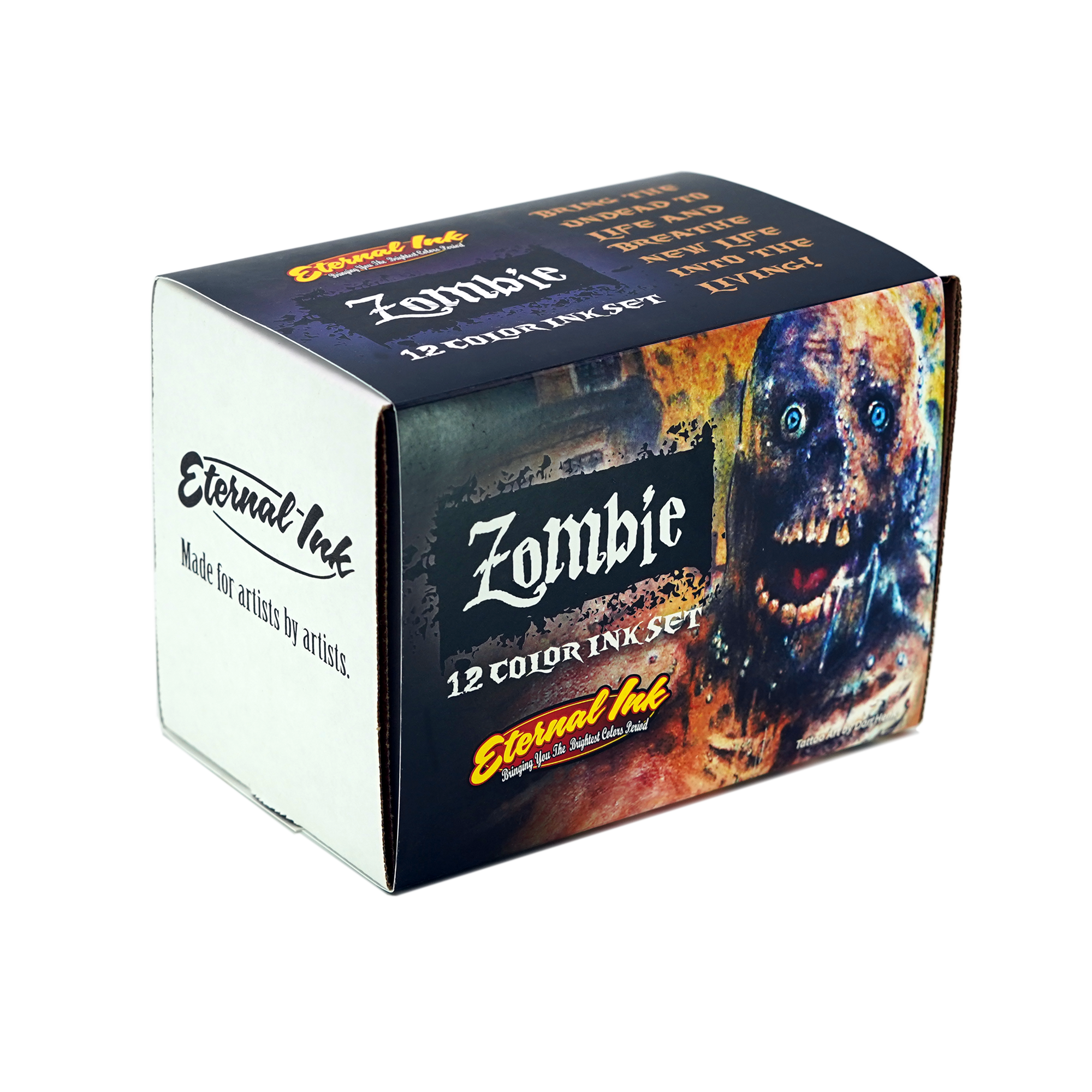 Eternal Ink Zombie Colors Set