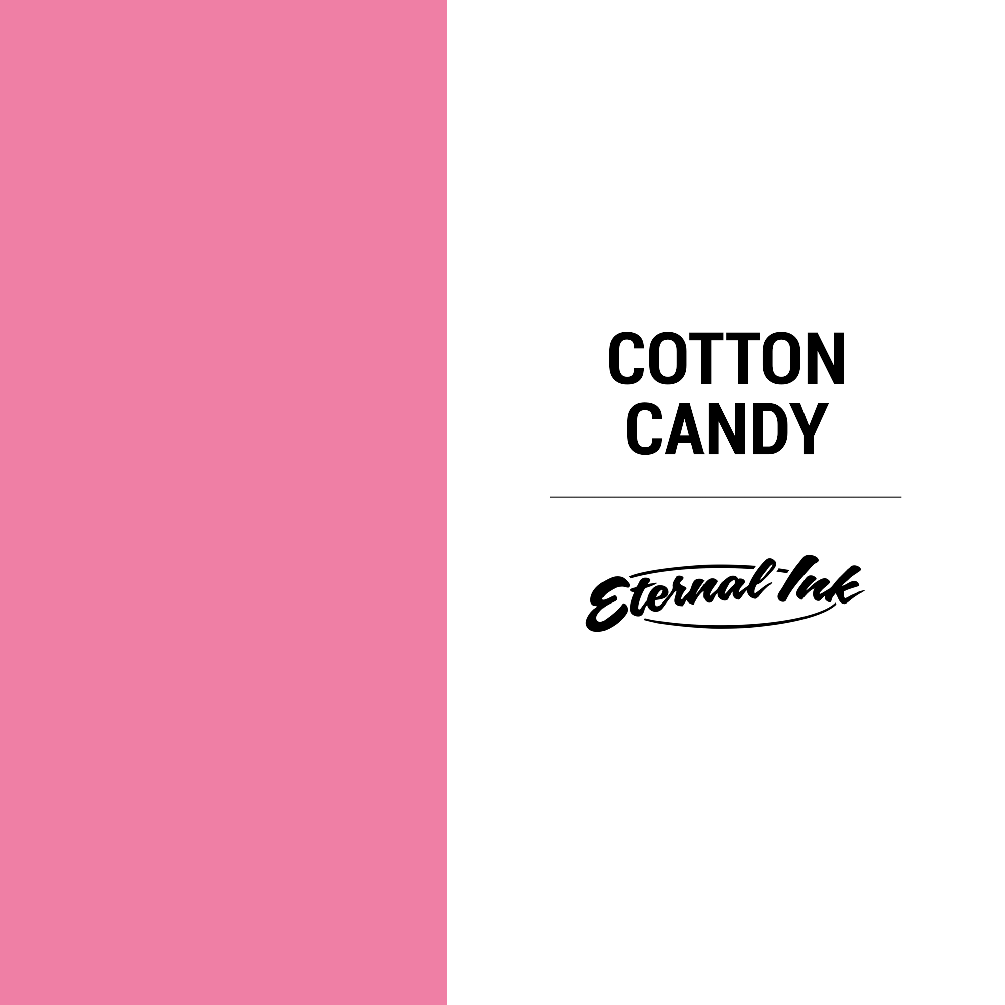 Eternal Ink Cotton Candy