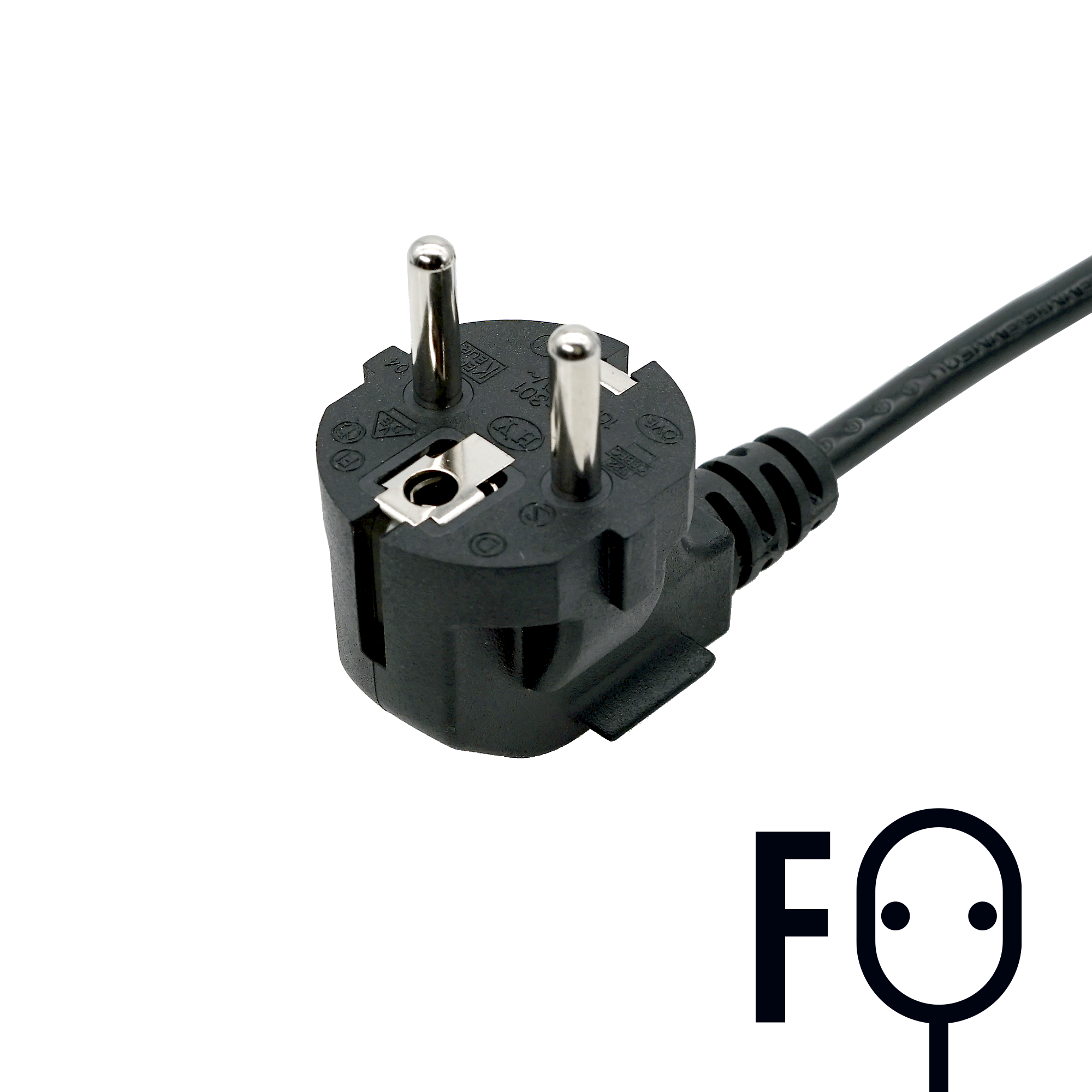 Hover Type-F International Power Cord