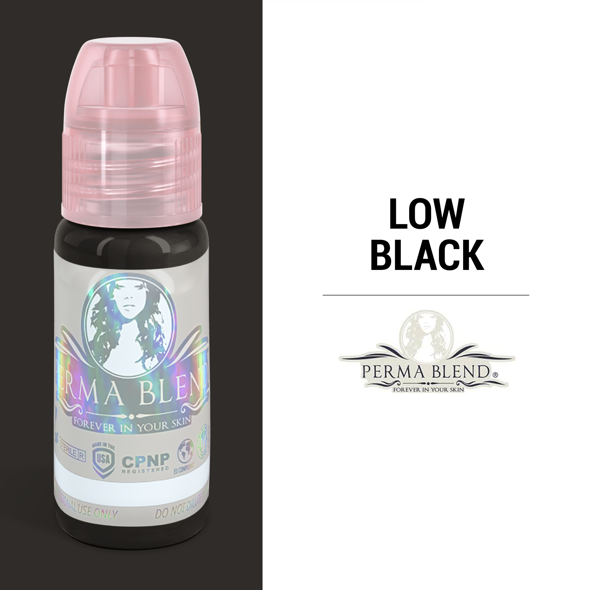 Perma Blend Low Black