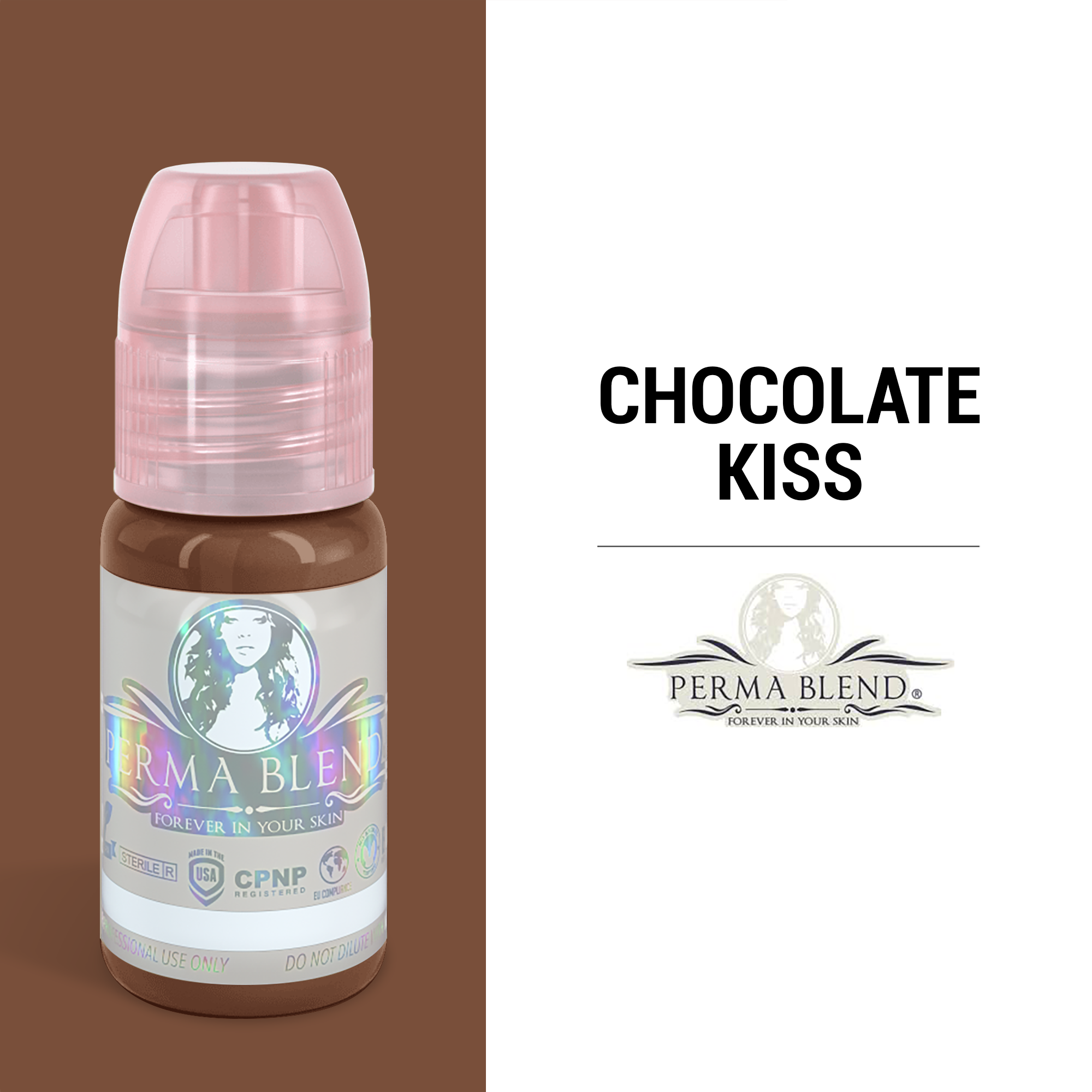 Perma Blend Chocolate Kiss