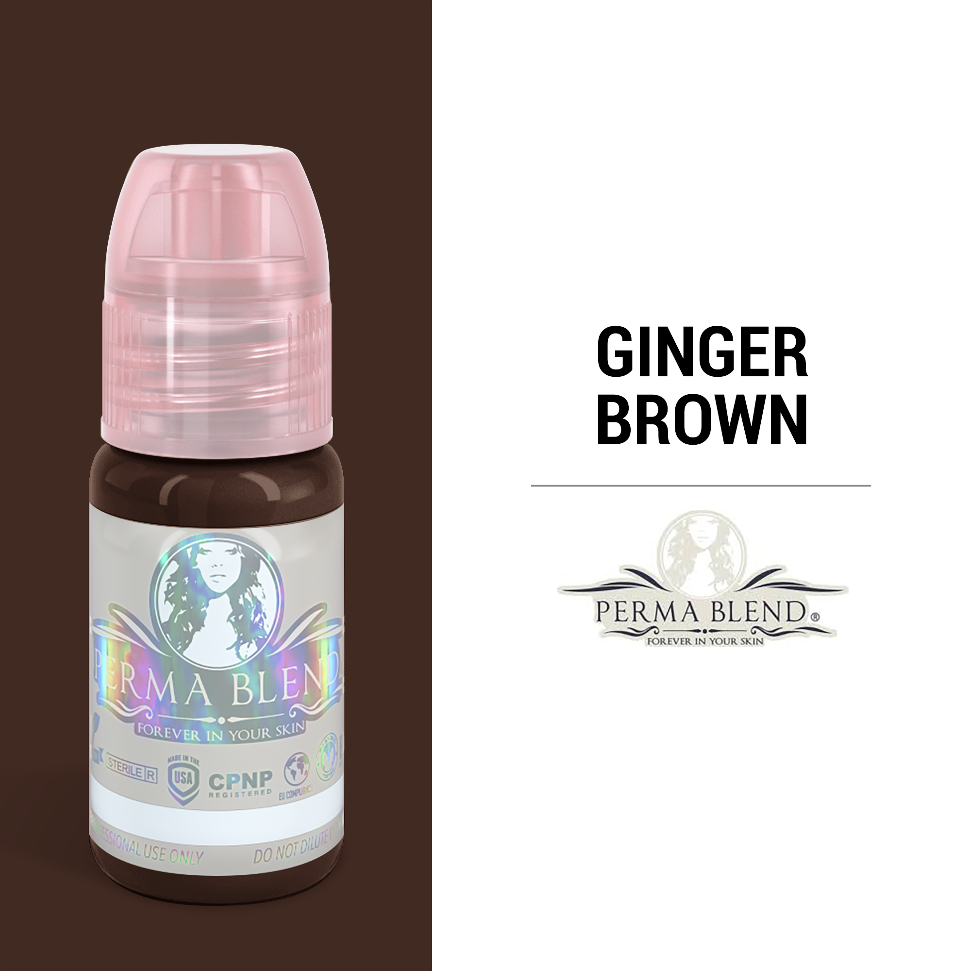 Perma Blend Ginger Brown