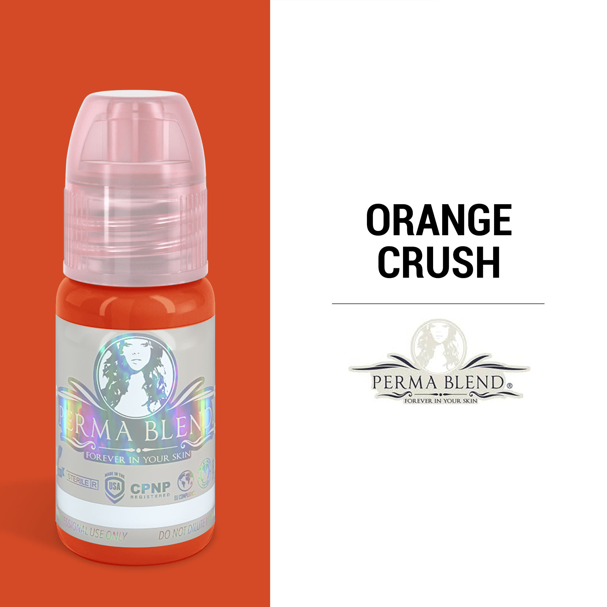 Perma Blend Orange Crush