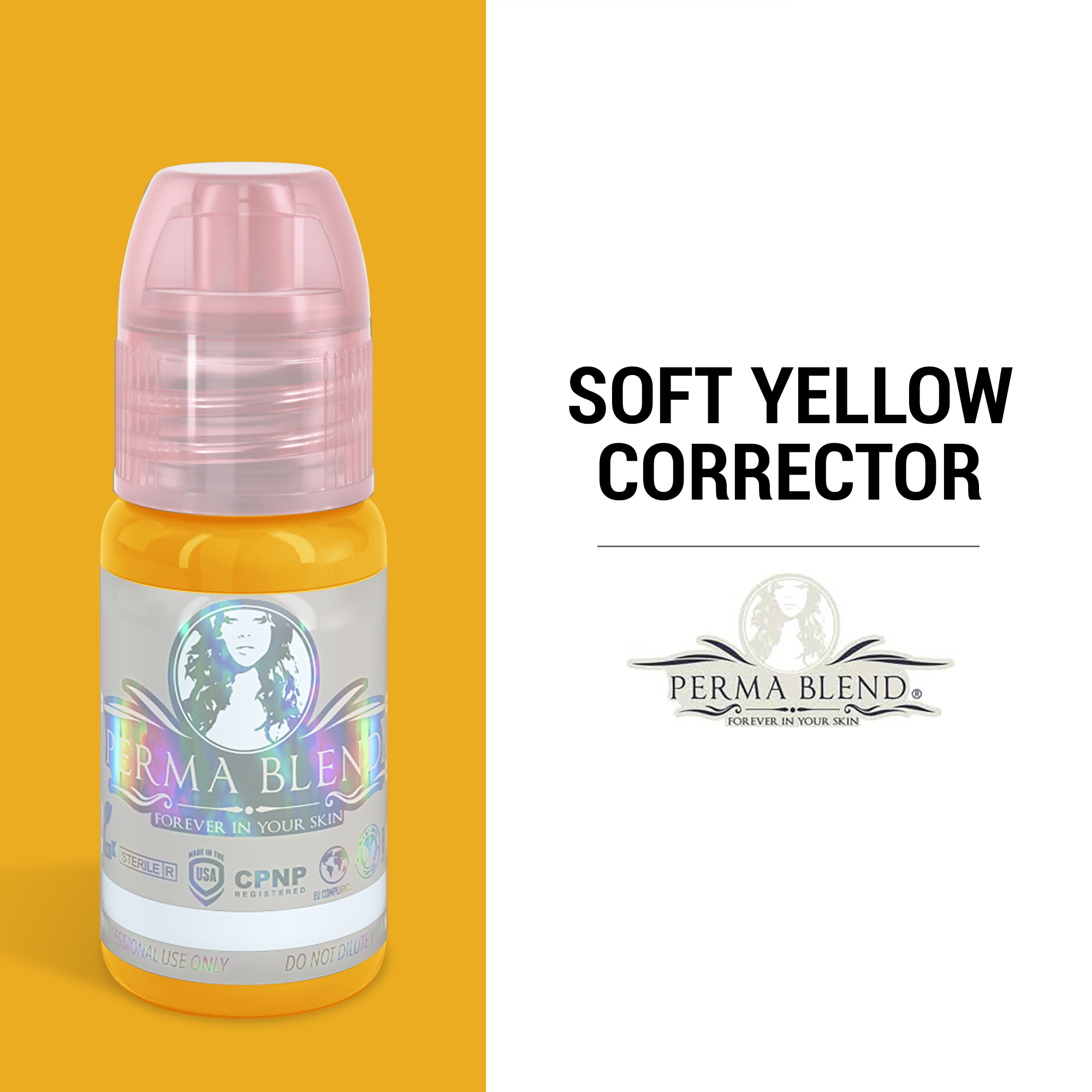 Perma Blend Soft Yellow Corrector