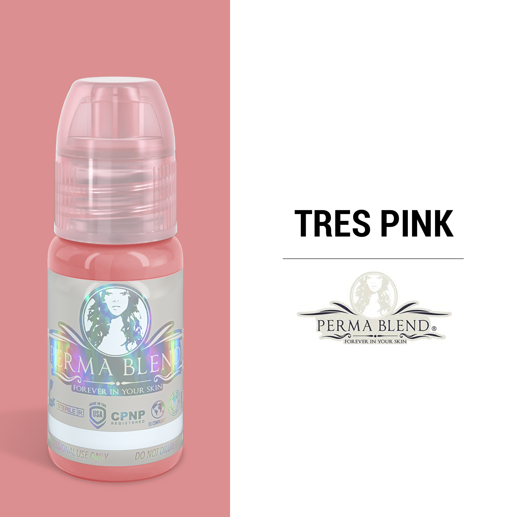 Perma Blend Tres Pink
