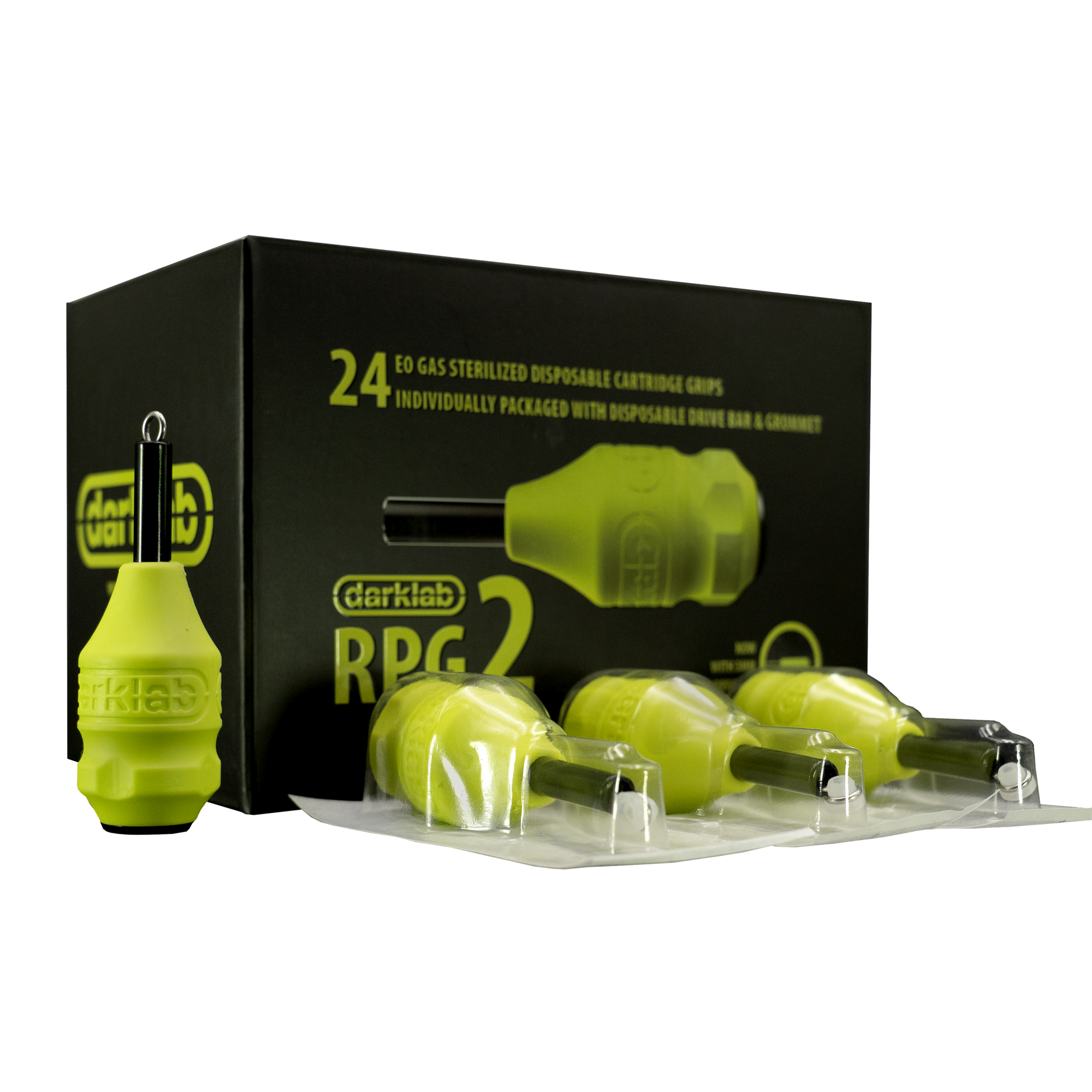 Disposable RPG 2 Cartridge 24 Grips Box