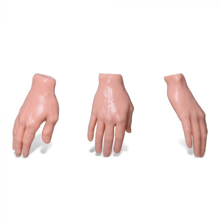 A Pound of Flesh Silicone Synthetic Hand