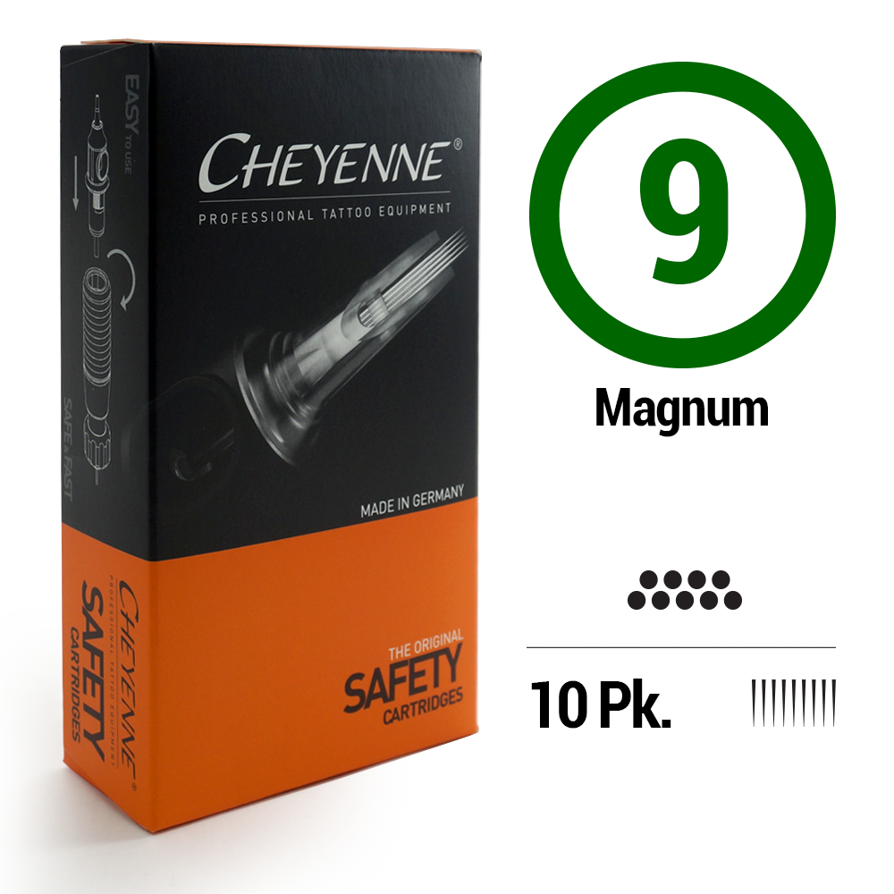 9 Magnum Tattoo Cartridge Needle