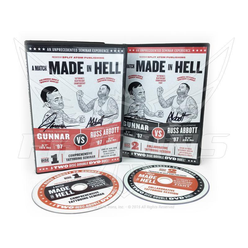 Match Made in Hell DVD Set