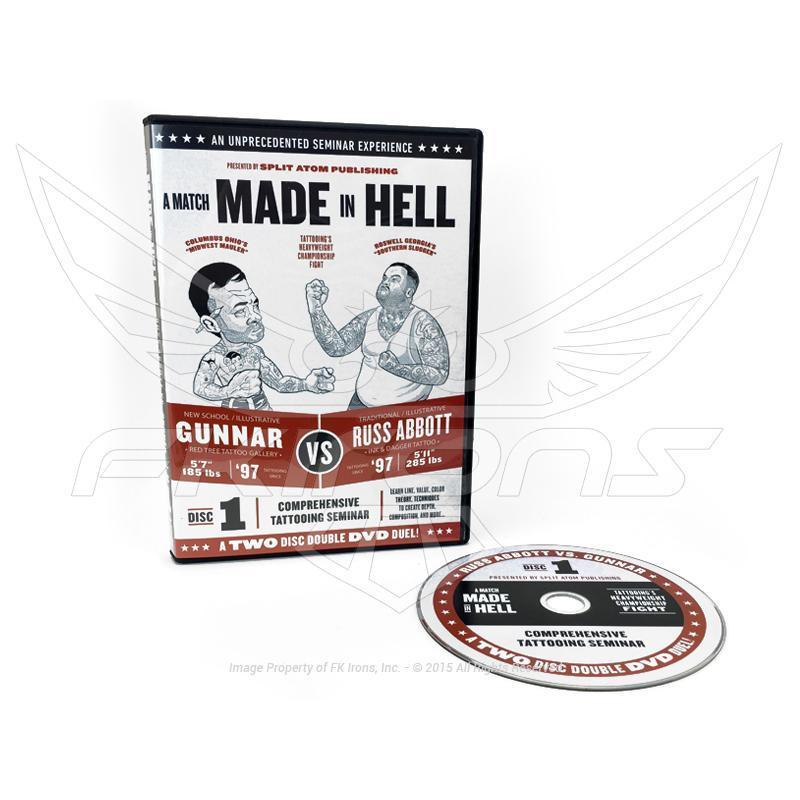 Match Made in Hell - Disc 1: Comprehensive Seminar
