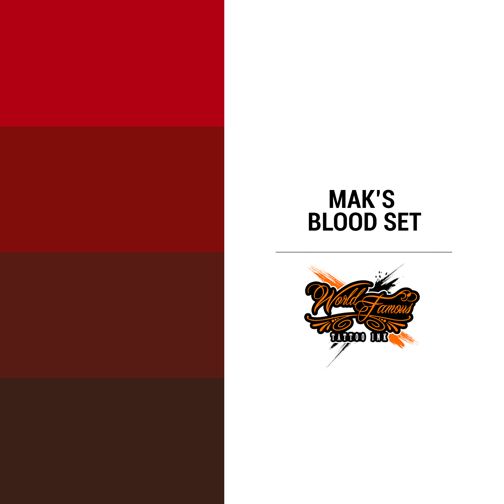 WF Mak's Blood Set