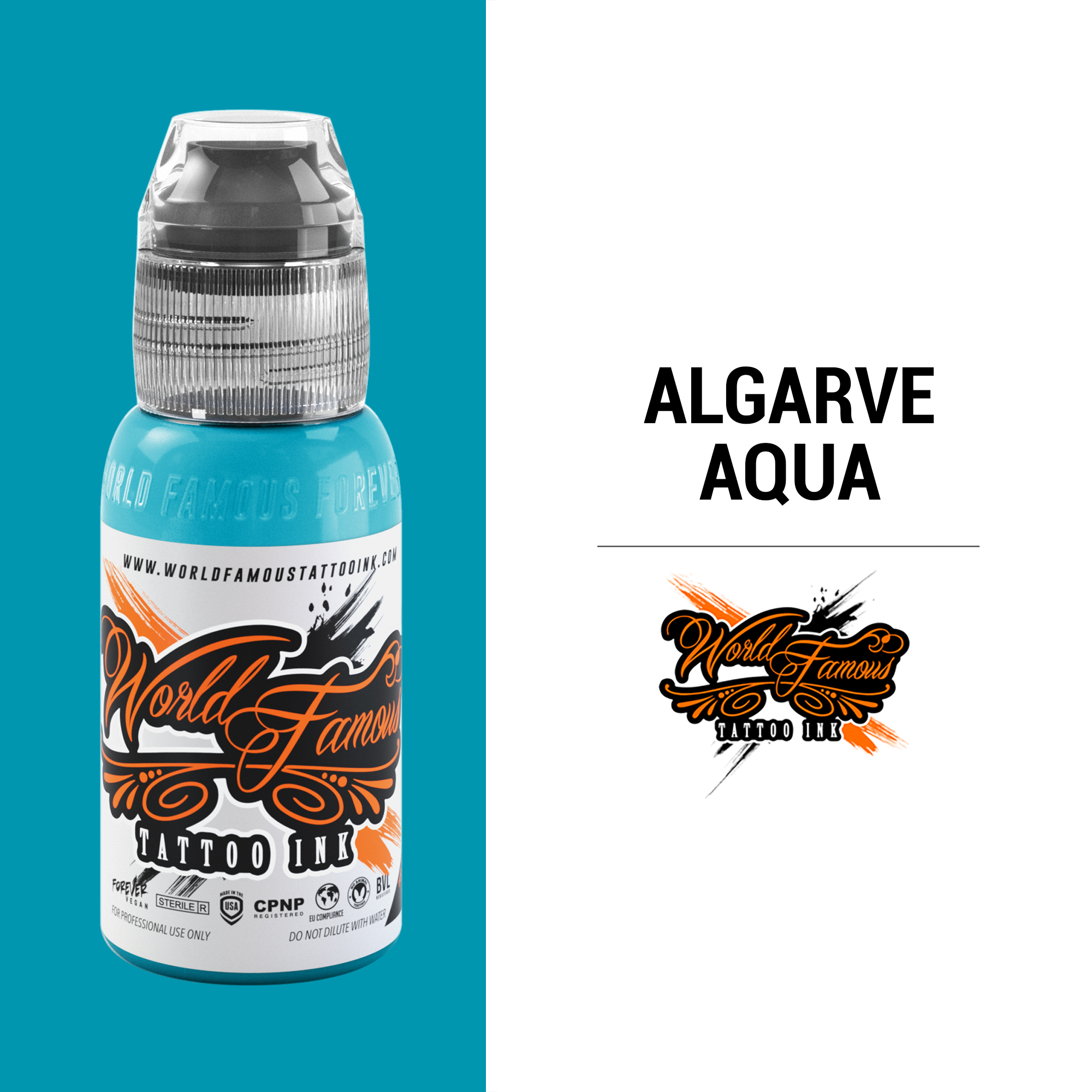 WF Algarve Aqua Ink