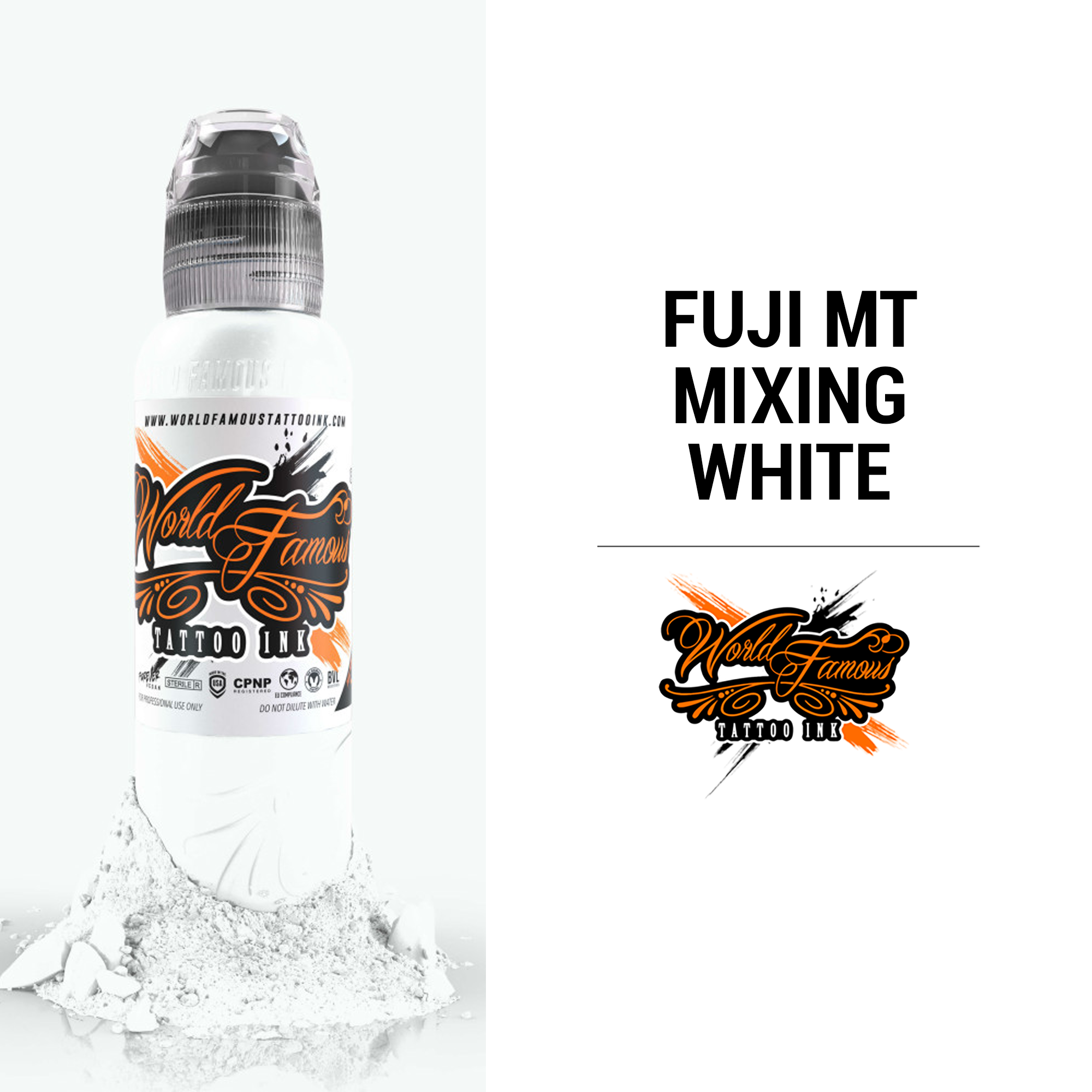 WF Fuji Mt Mixing White