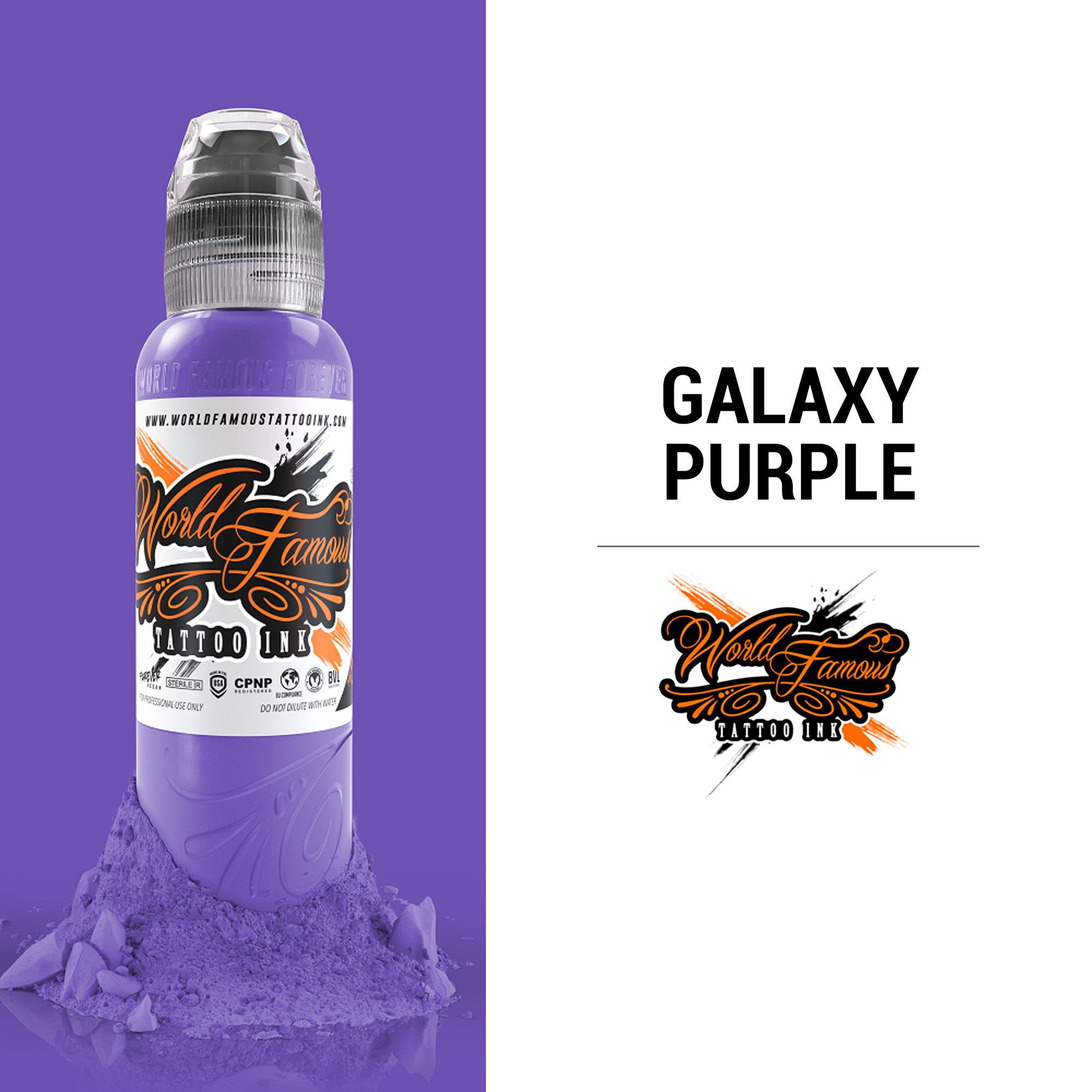 WF Galaxy Purple