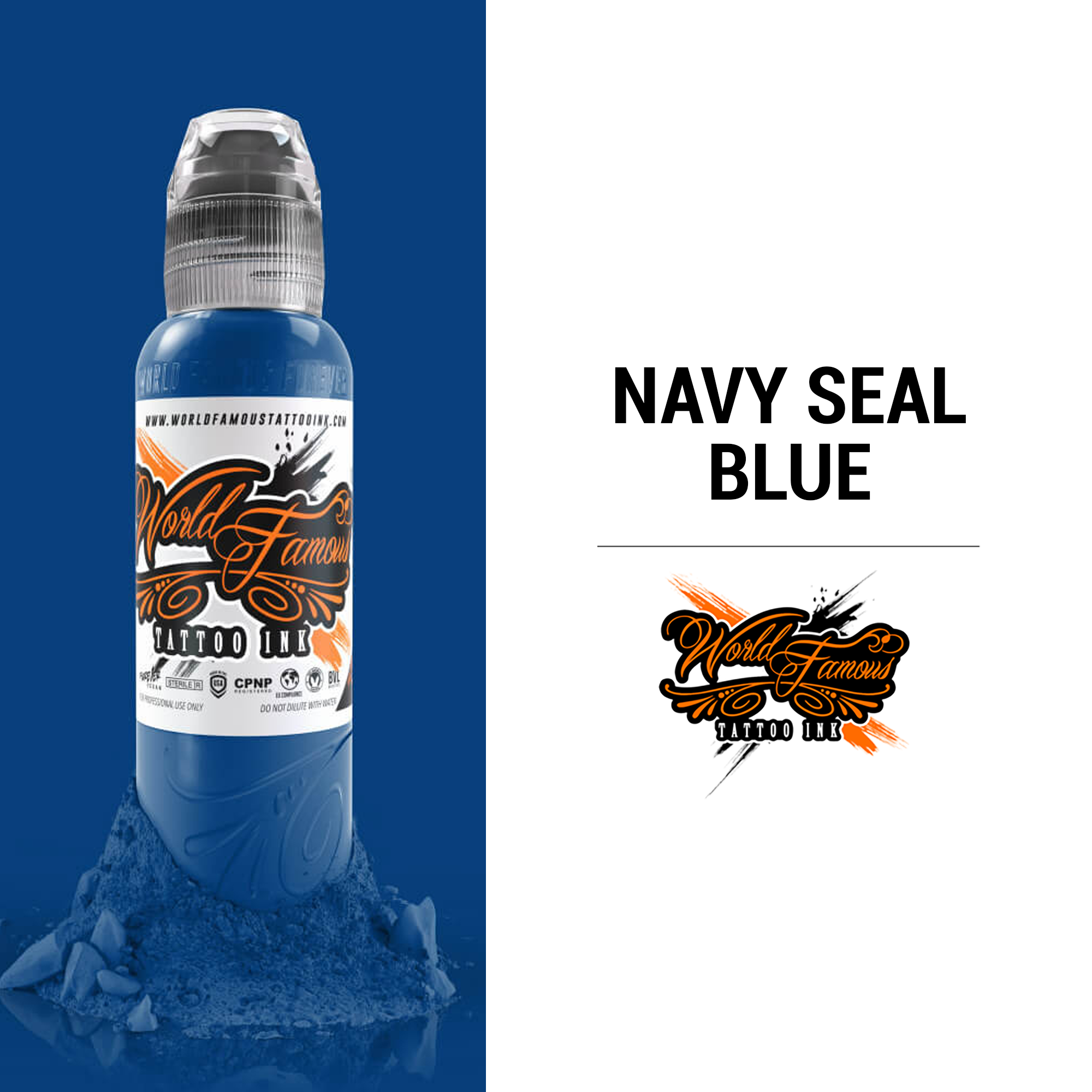 WF Navy Seals Blue