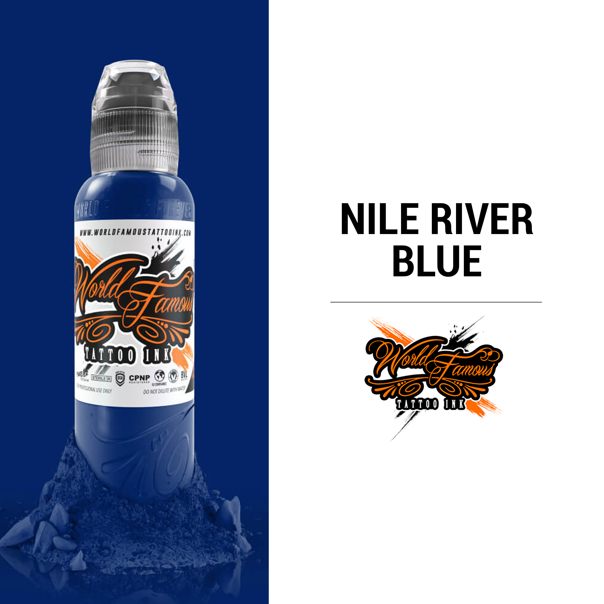 WF Nile River Blue