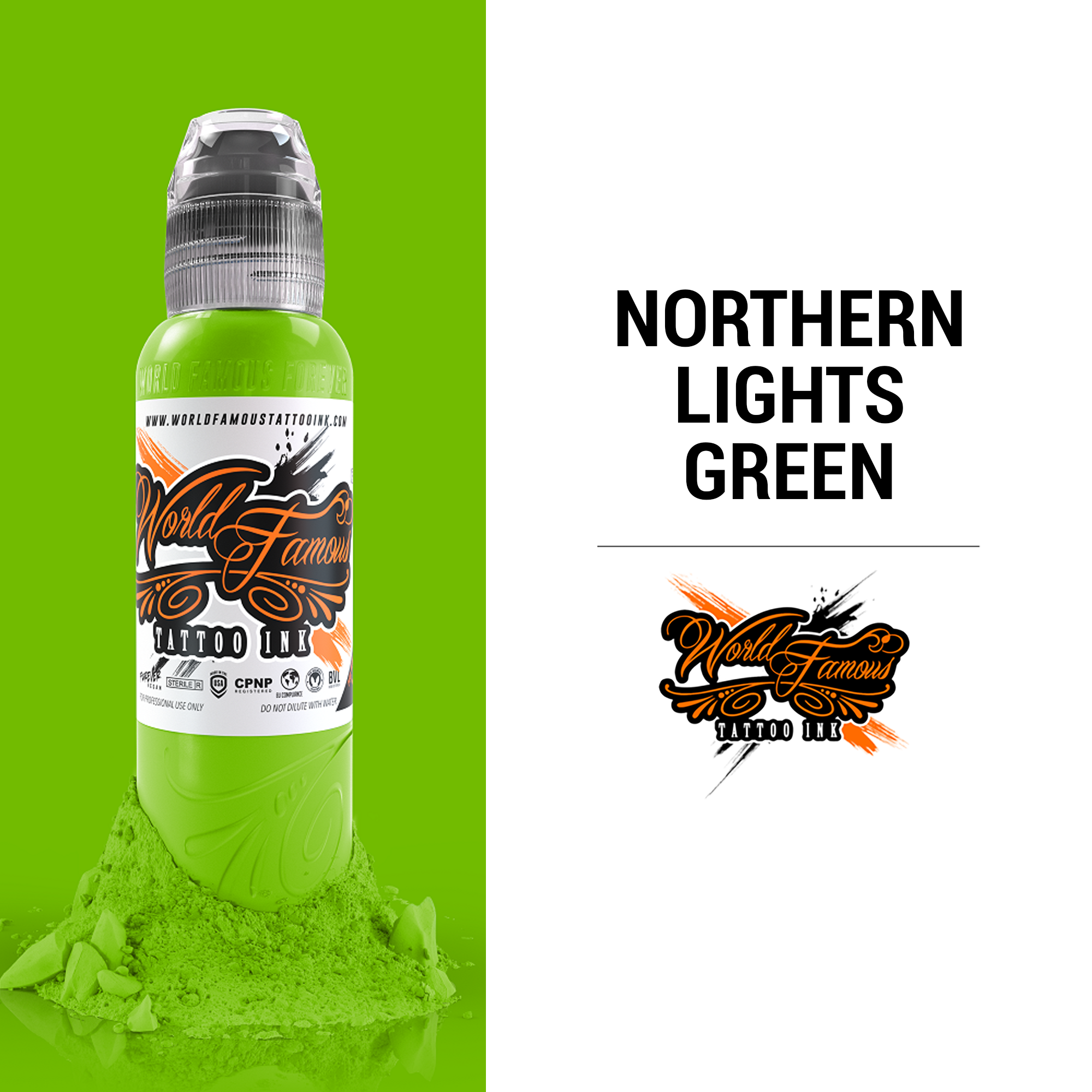 WF Northern Lights Green