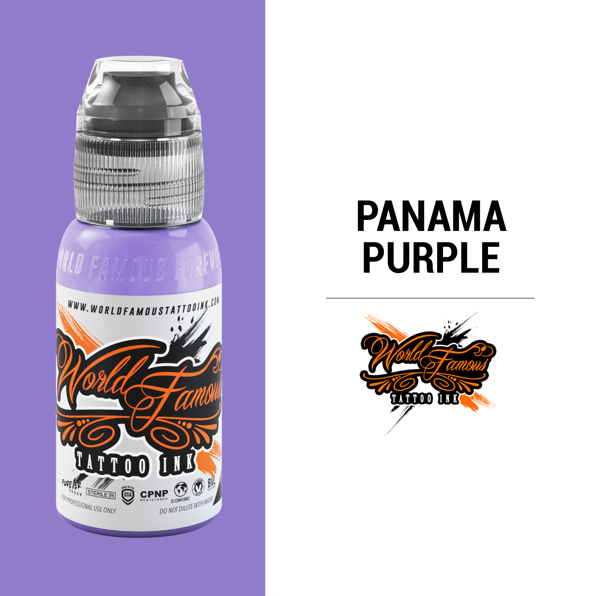 WF Panama Purple