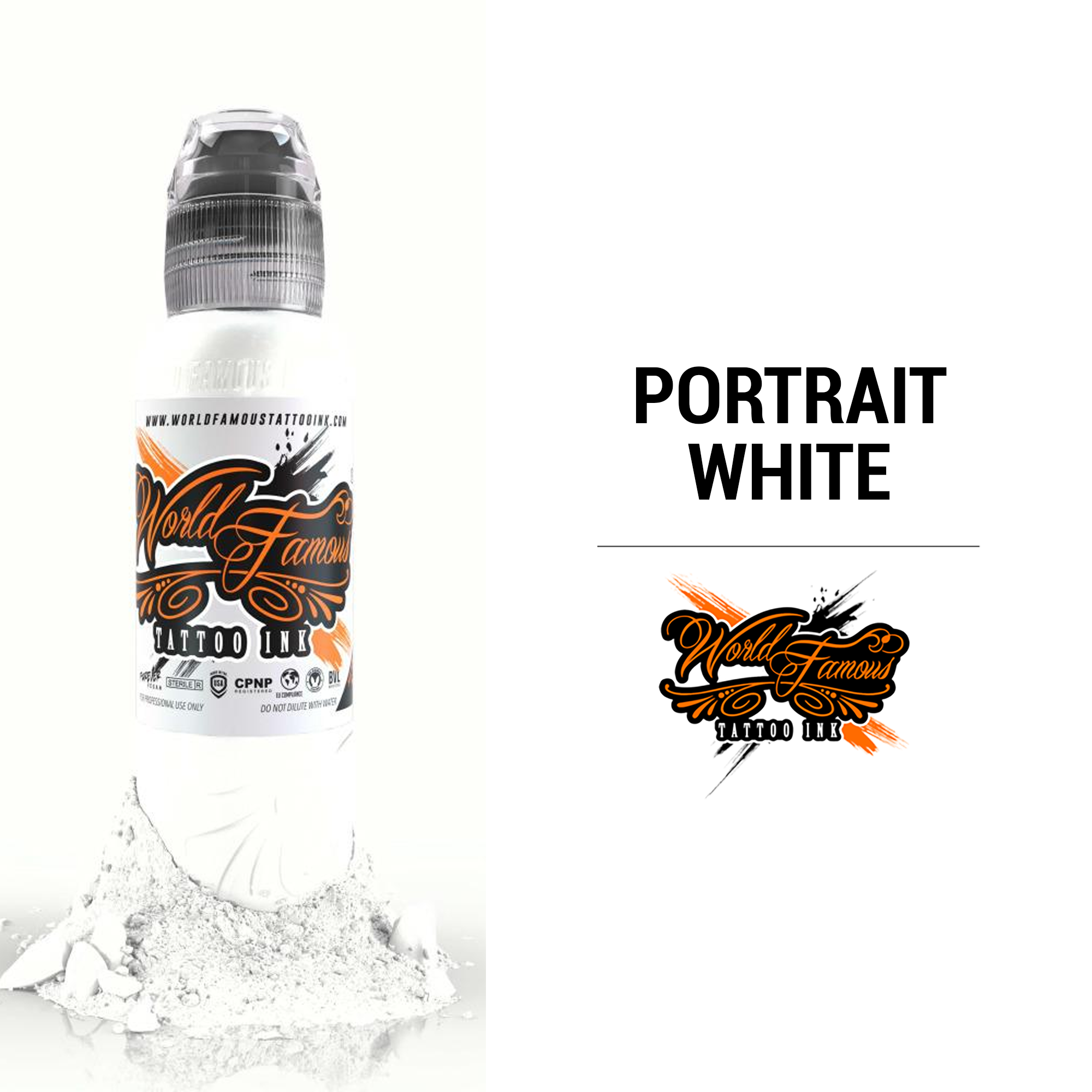 WF Portrait White